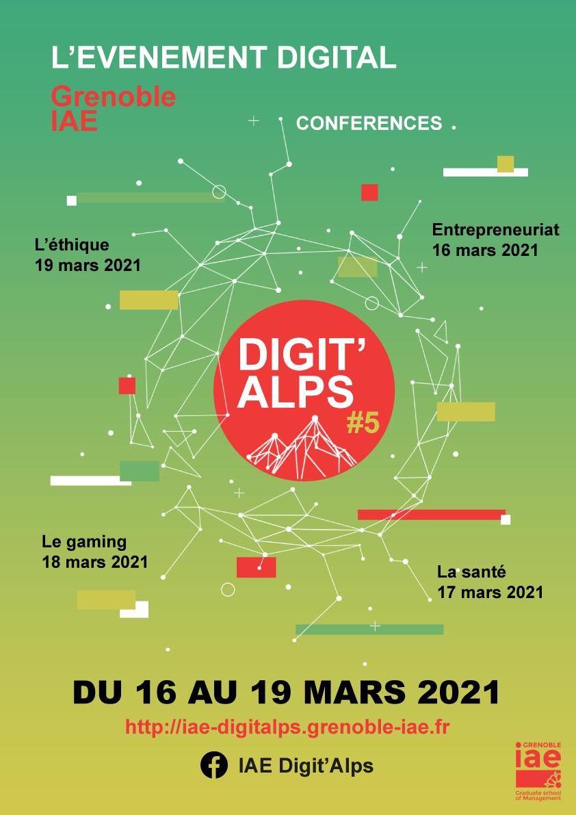 Programme Digit'Alps 2021