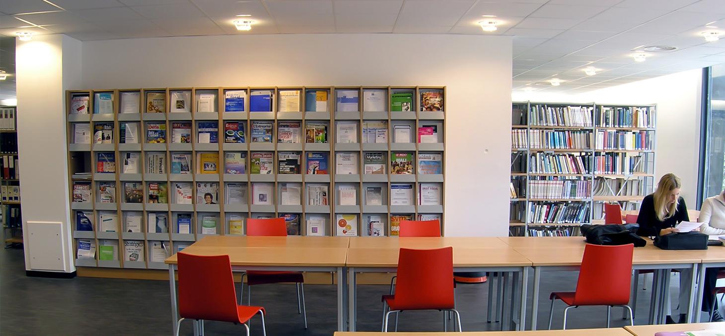 bibliotheque IAE
