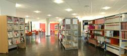 Visite virtuelle de la bibliothèque de Grenoble IAE