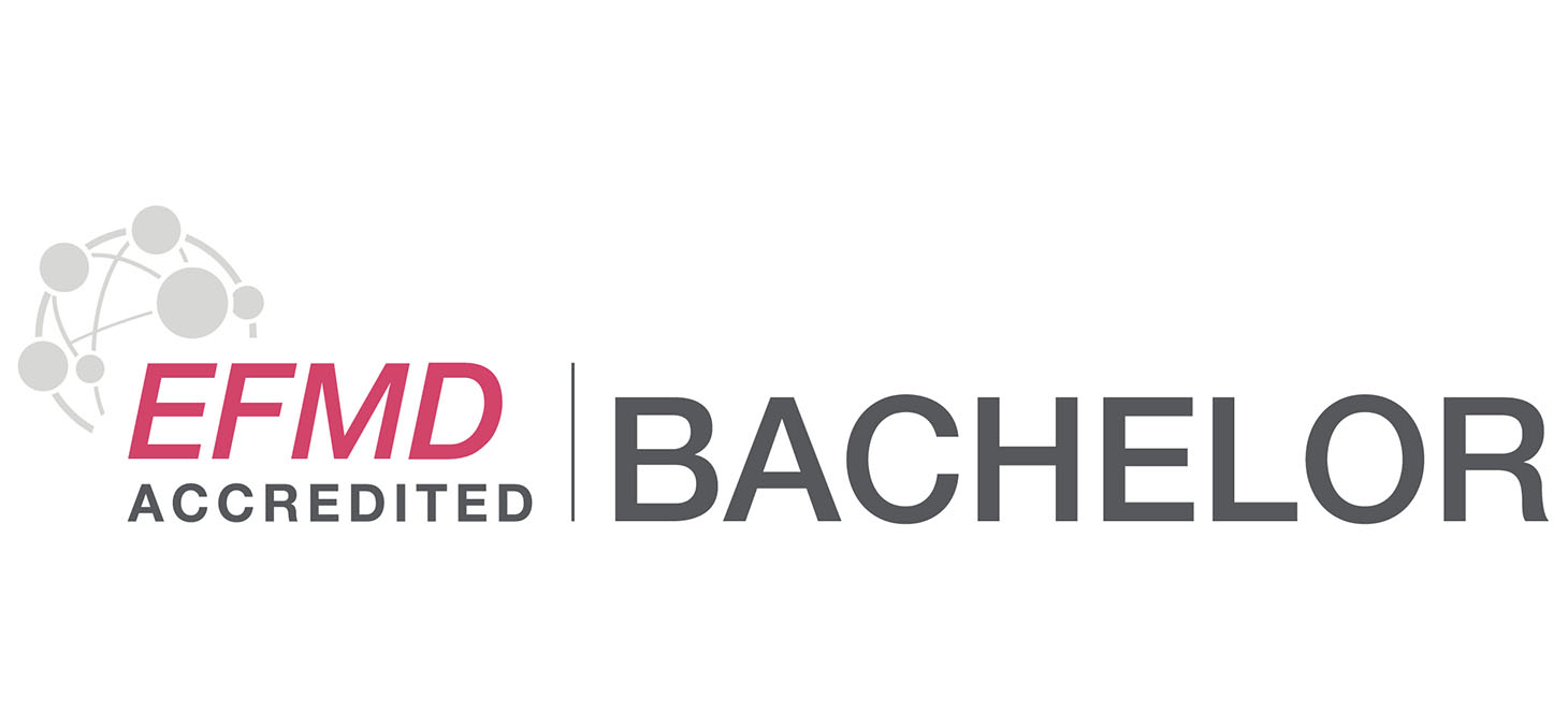 Logo EFMD Accredited Bachelor