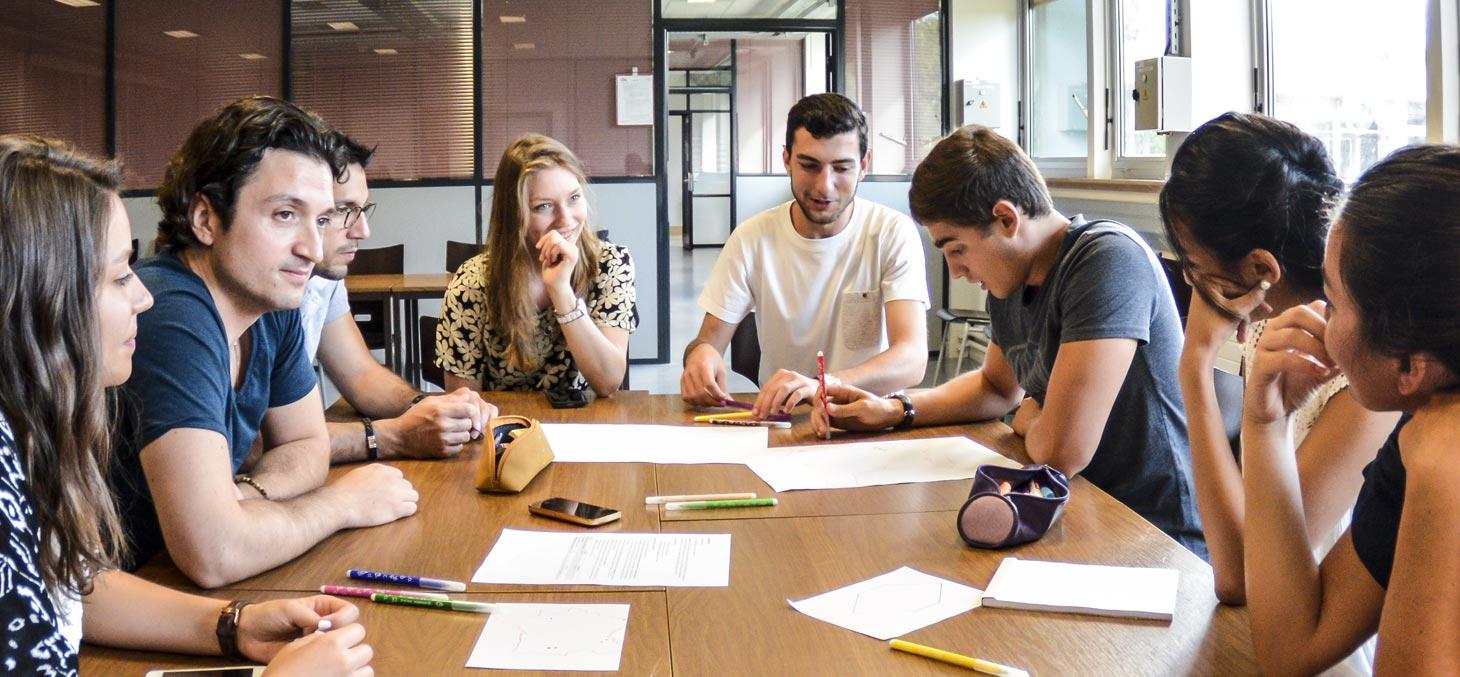 Etudiants Grenoble IAE