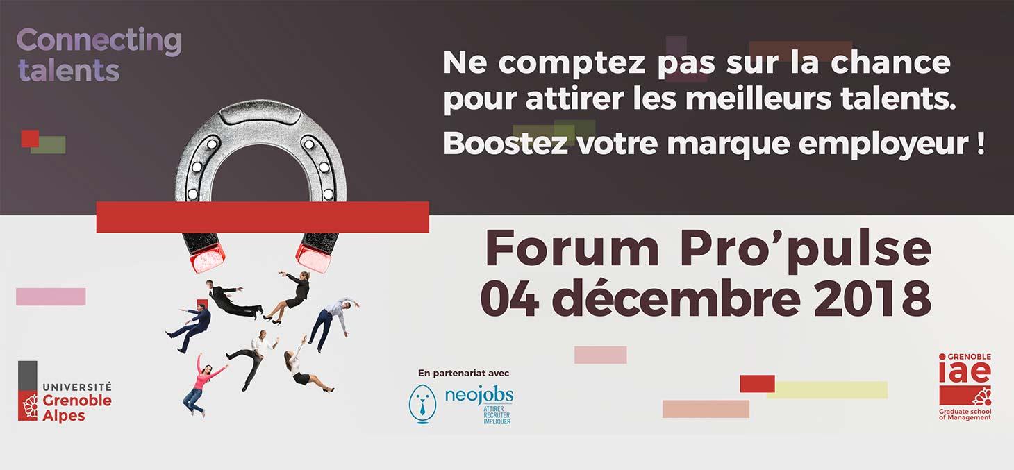 Forum pro'pulse bandeau