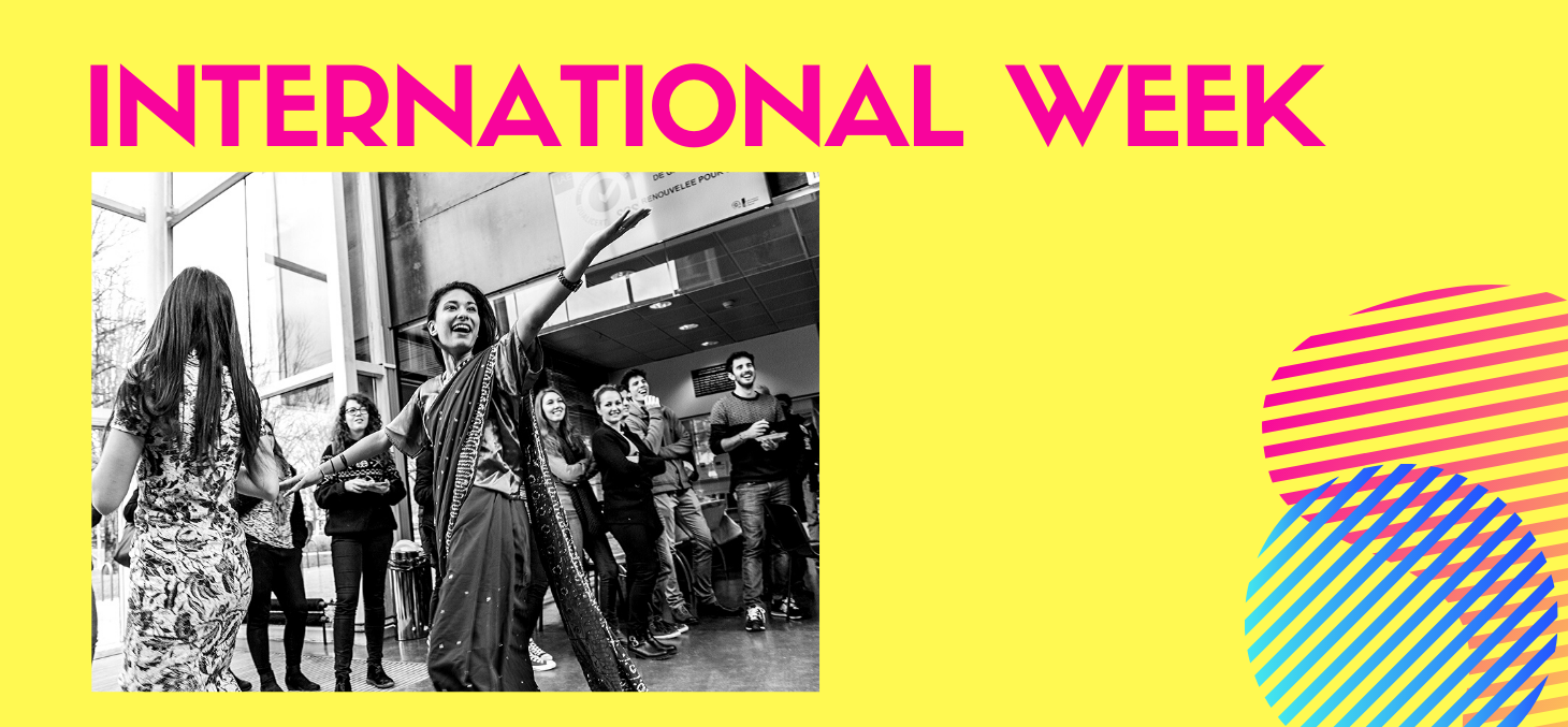 international week Grenoble IAE 2019