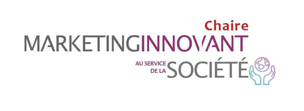 logo chaire marketing innovant