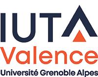 Logo IUT Valence 2020