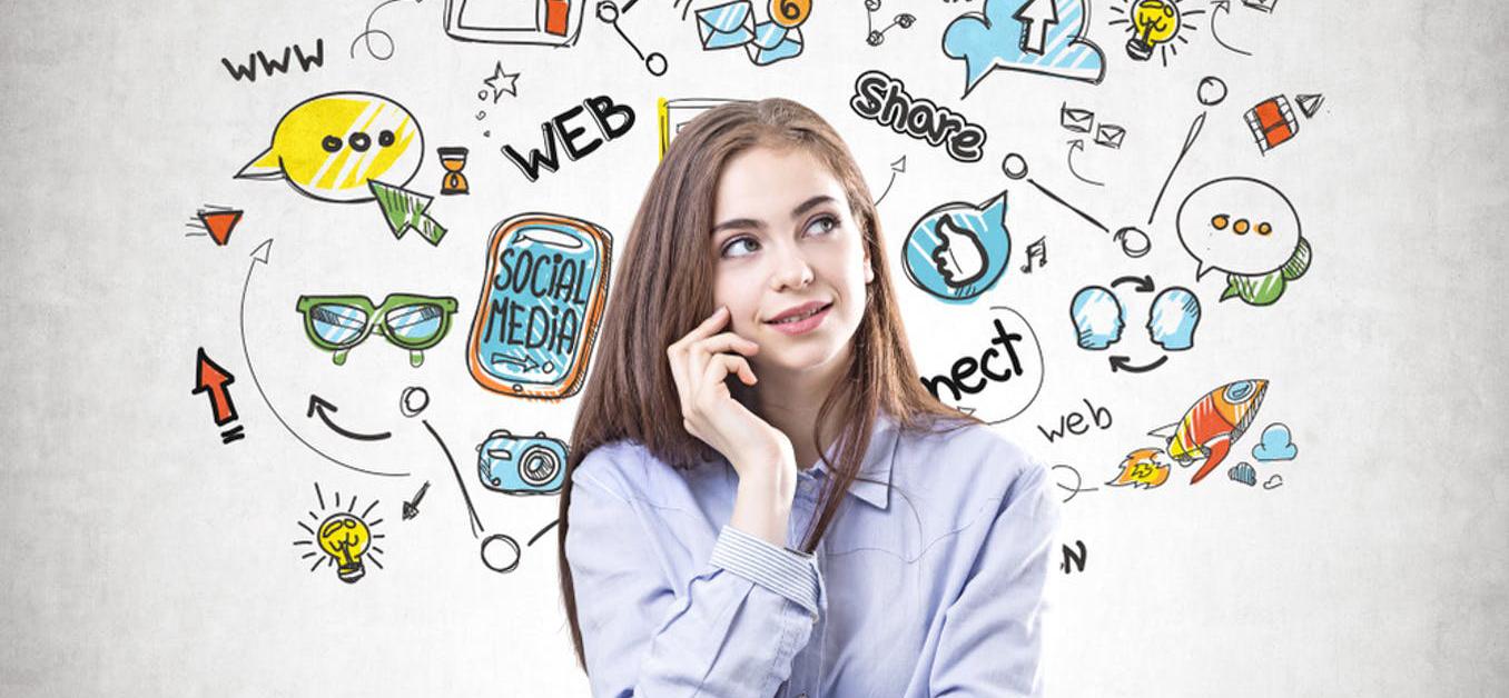 Chaque individu dispose de compétences créatives plus ou moins développées mais il n'existe pas d'individus non créatifs. Shutterstock